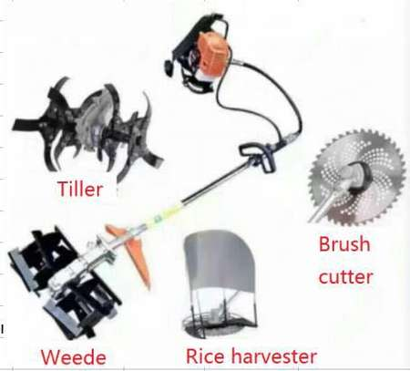 Combined brush cutter image 1
