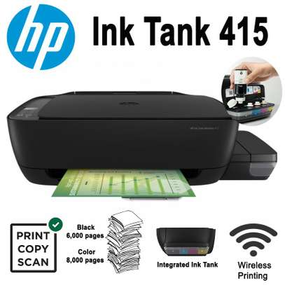 HP Ink Tank 415 Wireless Color Printer image 1