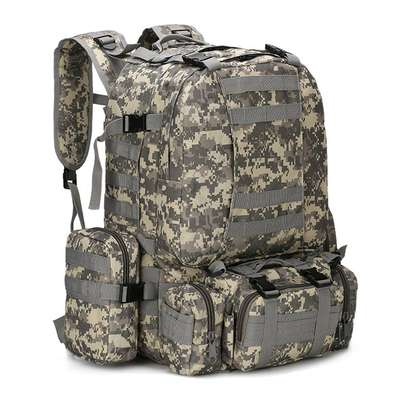 Military Bag 55L-Tactical Bag/Trekking/hiking/camping/Traveling bag image 9
