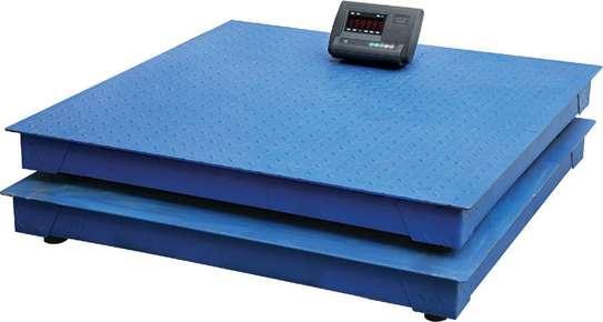 Digital Floor Scales & Platform Scales image 1