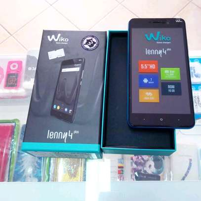 Wiko Lenny 4 Plus brand new and sealed in a shop. image 1