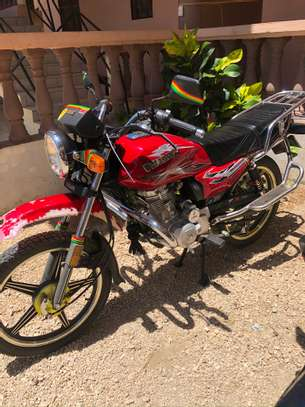 Motorcycle image 2