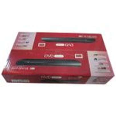 DVD Player-Brava 752 Smart Usb Record and Play with Free 4 Way Astrar Cable - Black image 2