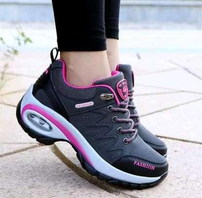 ladies sneakers image 1
