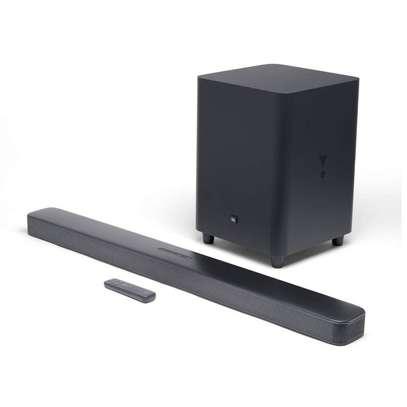 JBL Bar 5.1 Channel Soundbar with Ultra HD 4K image 1