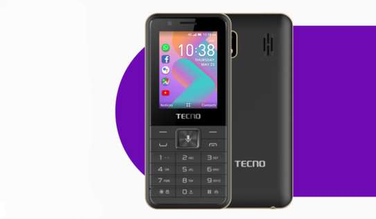 TECNO T901 (KaiOS Smart Feature Phone) image 2