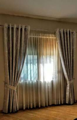ADORABLE CURTAINS AND SHEERS image 1