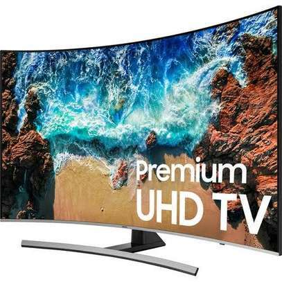 Samsung 65 inches curved Smart 4k Tvs image 1