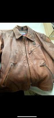 Blauer leather jacket image 1