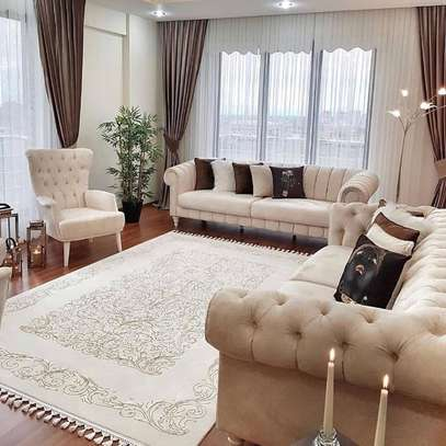 Classy Sofa Set image 1
