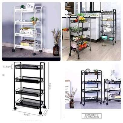 4 tier rack image 1