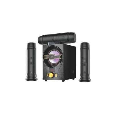 Dream Sound Series D-6030 3.1CH Speaker System - Black image 1