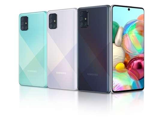 Samsung Galaxy A71 128GB image 1