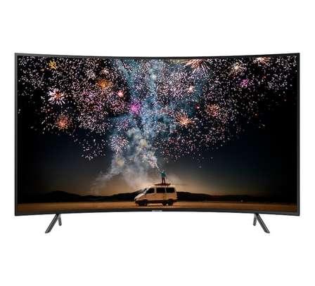 "Samsung UA65RU7300KX 65"" LED TV Curved 4K UHD, Smart image 1"
