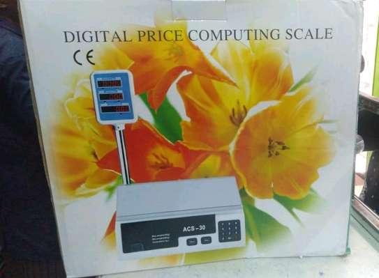 digital computing scale image 1