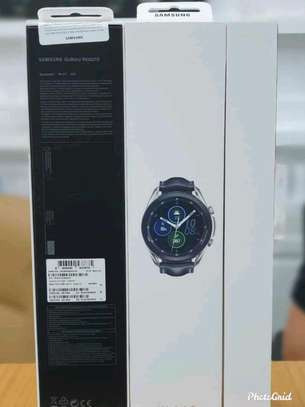 Samsung Galaxy Watch 3 41mm brand new and sealed in a shop.