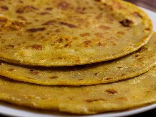 Freshly Cooked Chapatis