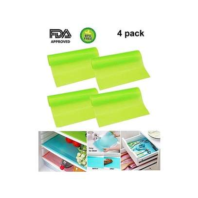 Washable Refrigerator Mats Drawer Mats Table Placemats-4 pack image 4