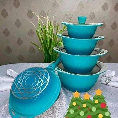 Granite cookware set