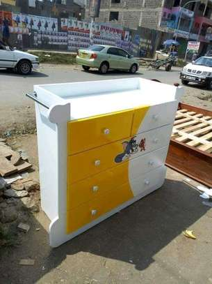 Beautiful Modern Quality Chest Drawer for Kids image 1