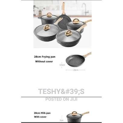 Quality Granite Cookware Set image 1