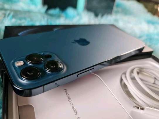 Apple Iphone 12 Pro Pacific Blue [ 512 Gigabytes ] image 4