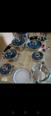 25Piece Cookware Set image 2