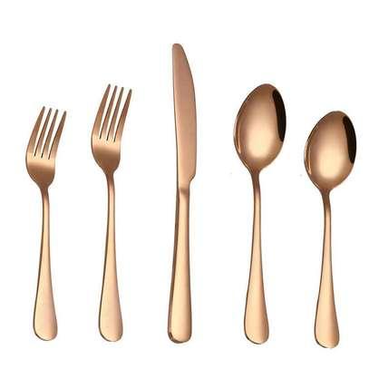 5-piece luxury cutlery set image 3