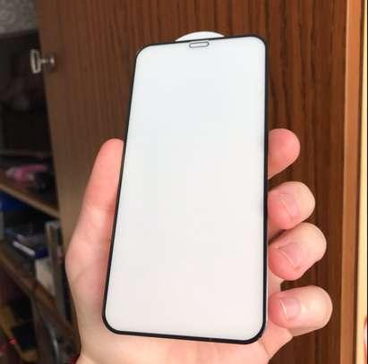 Ceramic 5D Full Glue Glass Protector Flexible Anti-Break,Anti-Fingerprint for iPhone X  XS image 15