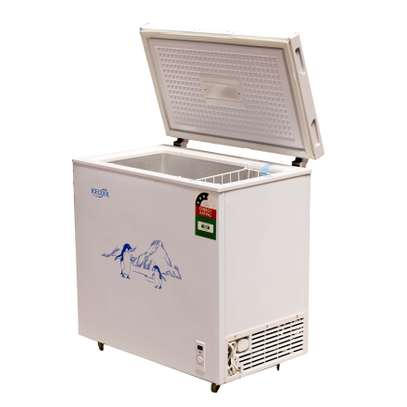 ICECOOL 169 LITRES CHEST FREEZER -BD169 image 2