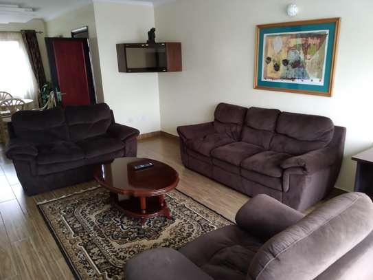 Furnished 1 bedroom apartment for rent in Rhapta Road image 1