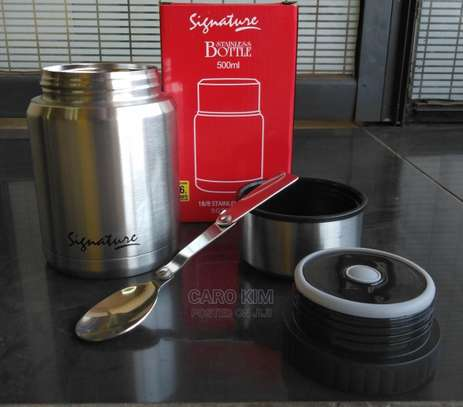 Stainless Steel Food Flask image 3