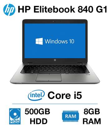 HP ELITEBOOK 840 G1 Core i5 8GB