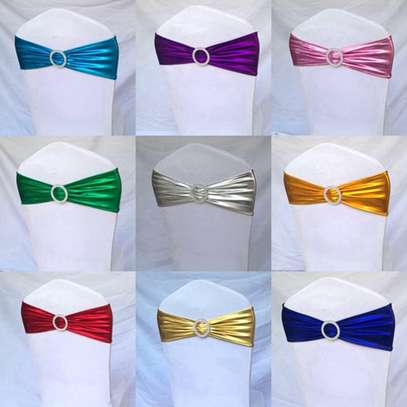 Wholesale Chair tie bands for sale image 3