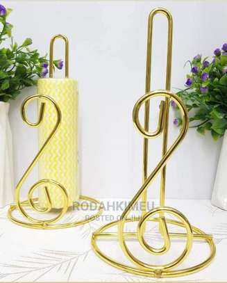 *Goldish Serviette Holder image 1