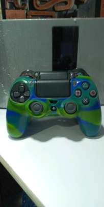 Ps4 Pad Control Blue Green Red Black