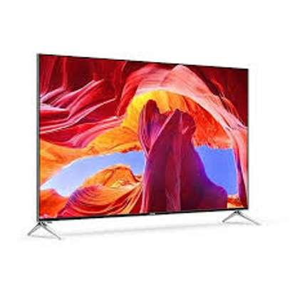 Hisense 75 inches Smart UHD-4K Frameless Digital TVs East African warranty image 1