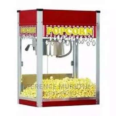 Popcorn Maker Machine with Stainless Steel Popcorn Scoop image 4