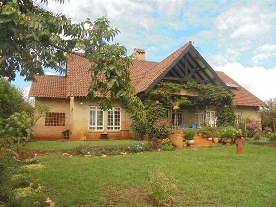 Furnished 3 bedroom villa for rent in Runda image 2