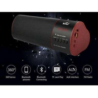 Wster Portable Wireless Speaker, MP3 Player & Radio image 5