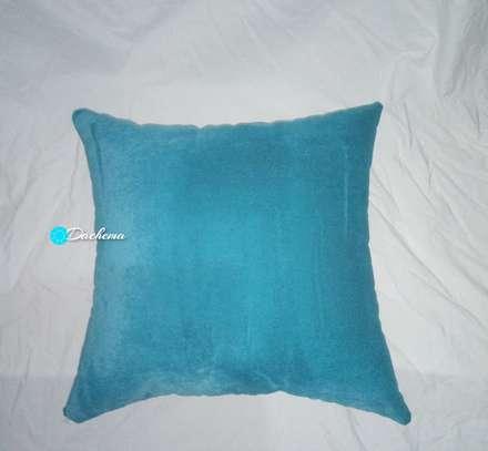 light blue throw pillows image 1