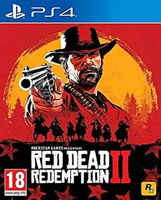 Red Dead Redemption 2-Ps4 image 1