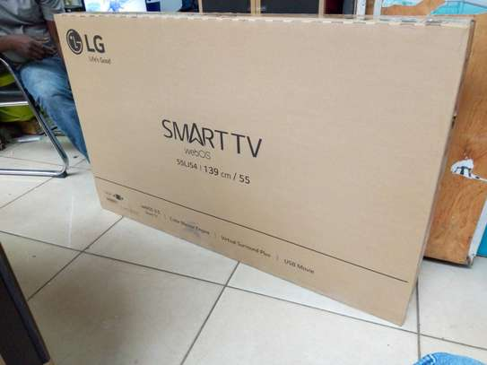 55 inches Lg smart tv image 1