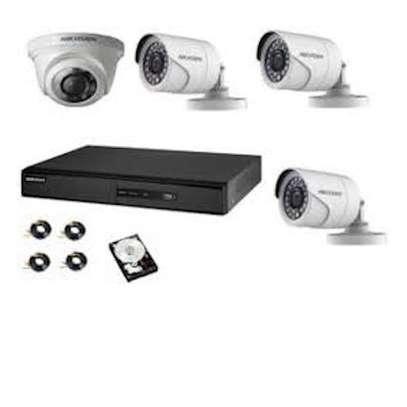 CCTV installation in kenya image 1