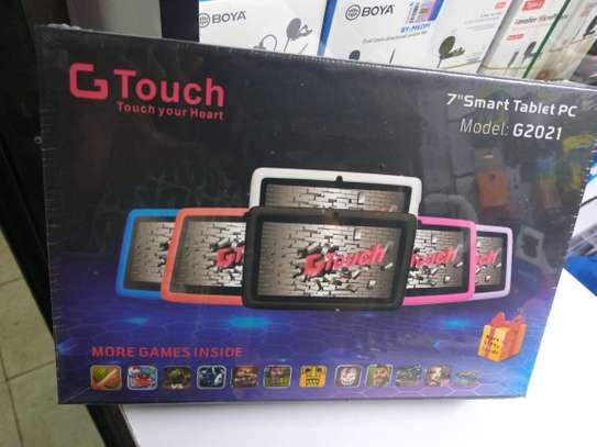 GTouch 7 RAM 2GB, 16GB ROM Kid Tablet PC, G2021 image 1