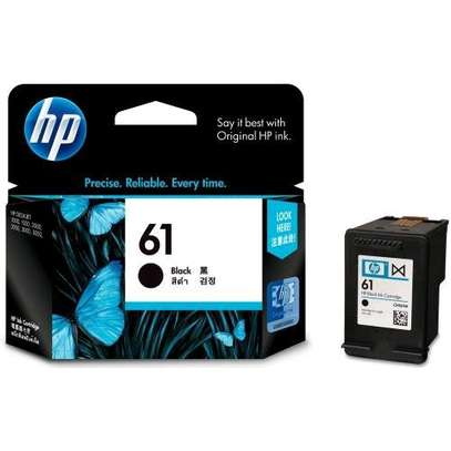 HP 61 Black Ink Cartridge image 1