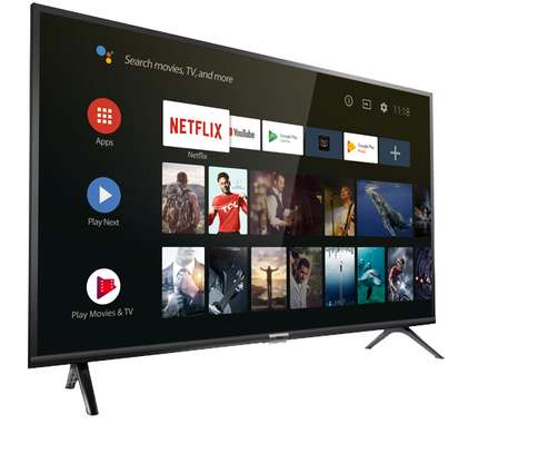 40 inch TCL smart android HD TV