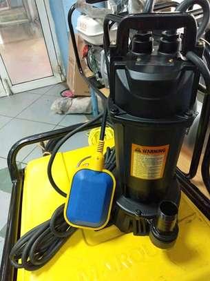 17m head submersible water pump