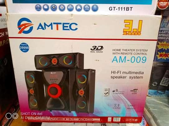 amtec 009 3.1 sub woofer image 1