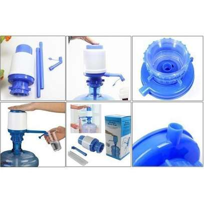 Nunix Drinking Water Hand Press Pump/ Water Dispenser image 2